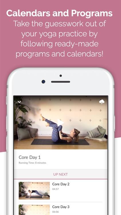 Yoga with Kassandra screenshot-4