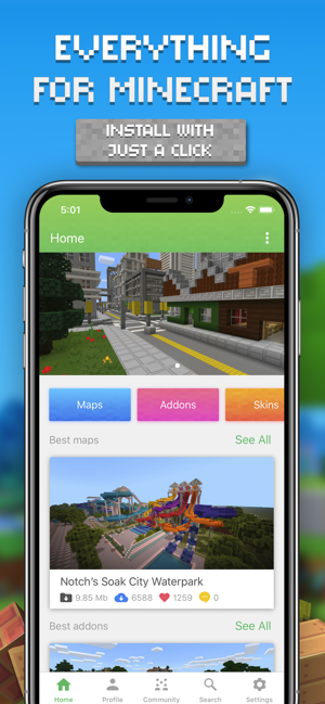 Master craft for Minecraft PE on the App Store