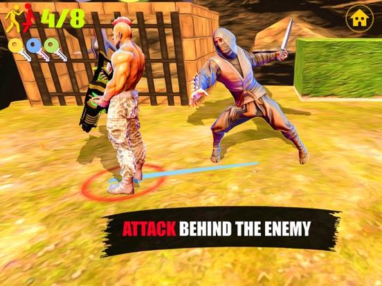 Ninja Assassin Knife Killer screenshot 11