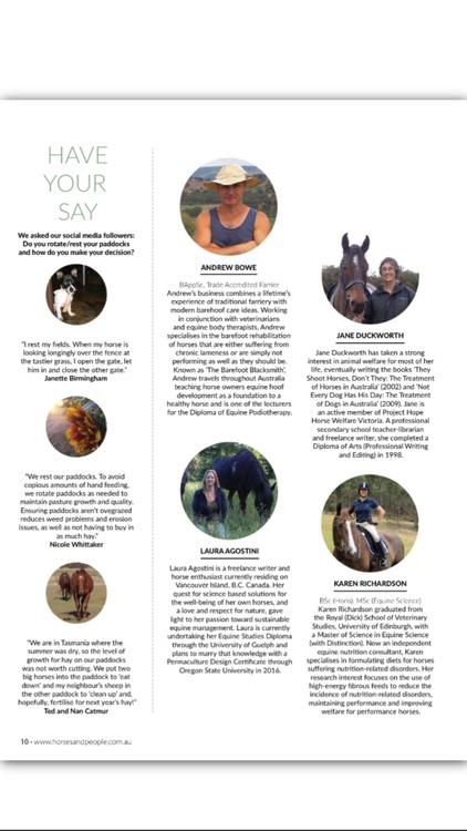 Horses and People screenshot-4