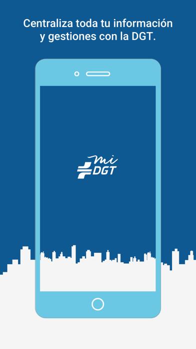Descargar miDGT para Android