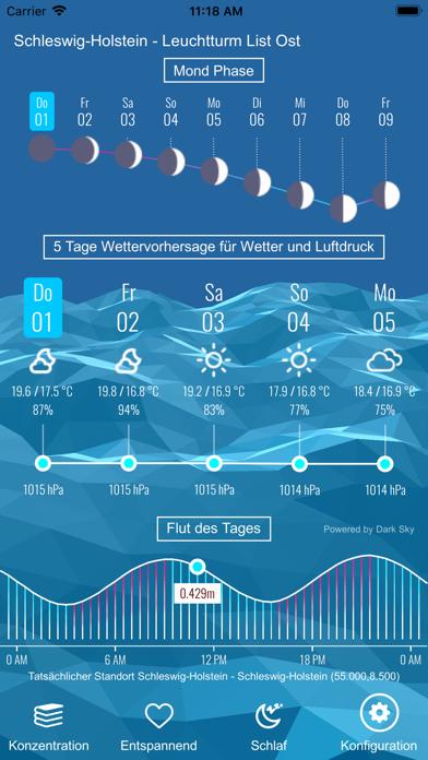 Harmonium - KlangtherapieScreenshot von 1