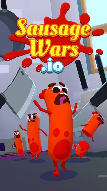 Sausage Wars.io screenshot-4