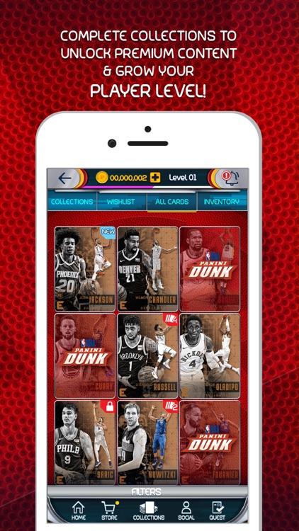 NBA Dunk - Trading Card Games screenshot-4