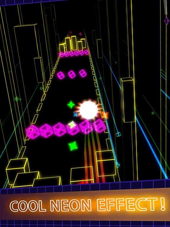 Neon Parkour screenshot #3