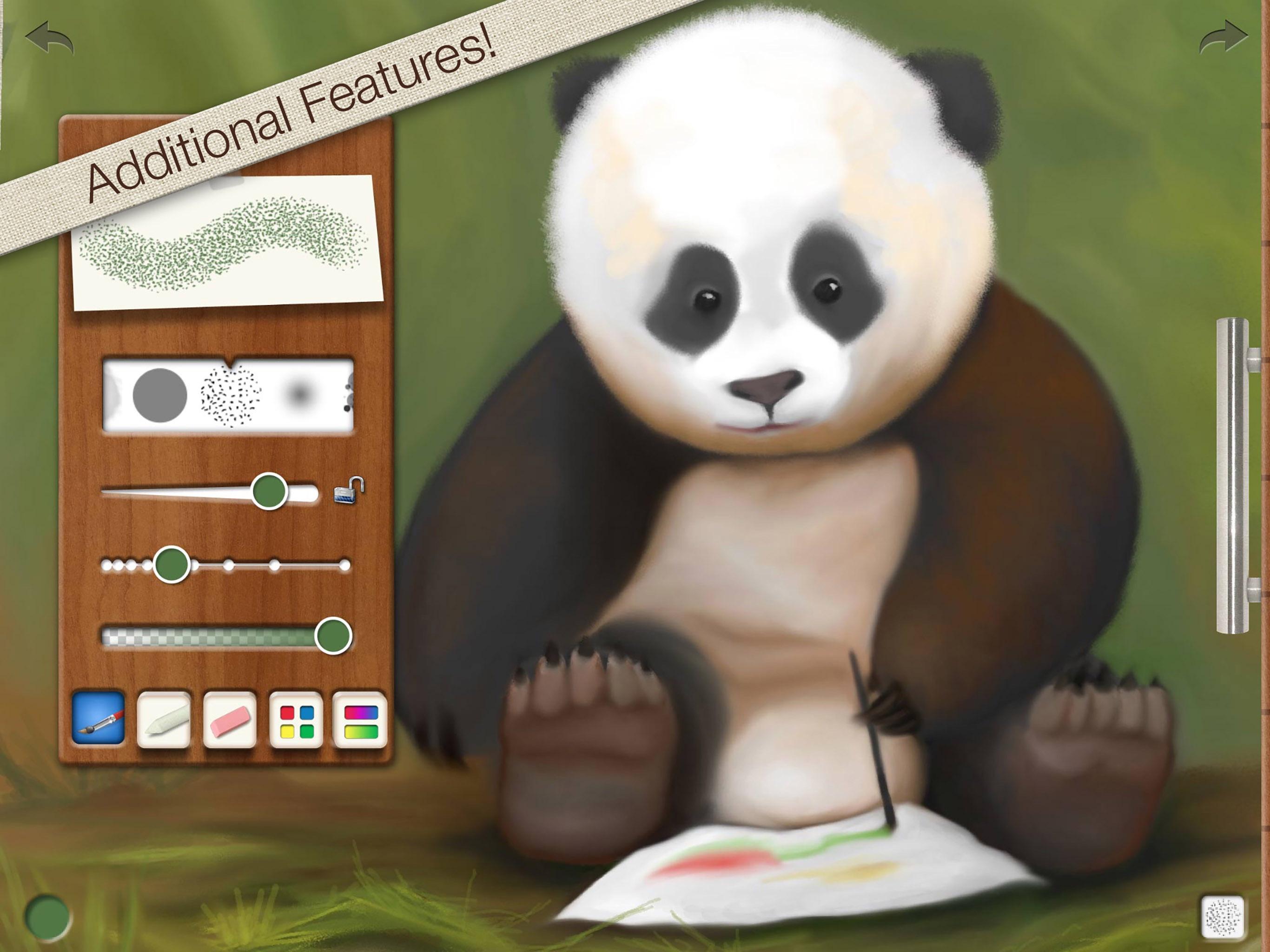 Drawing Pad Screenshot