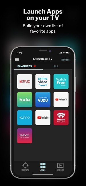 VIZIO SmartCast Mobile™ on the App Store