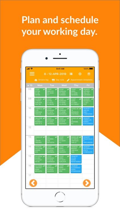 Genero Sales: CPG Sales App