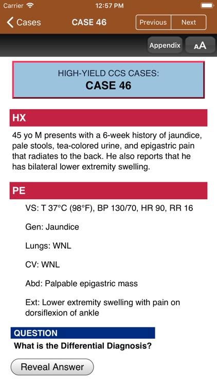First Aid for USMLE Step 3 5/E screenshot-7