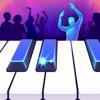 ピアノ  バンド:音楽 ゲーム