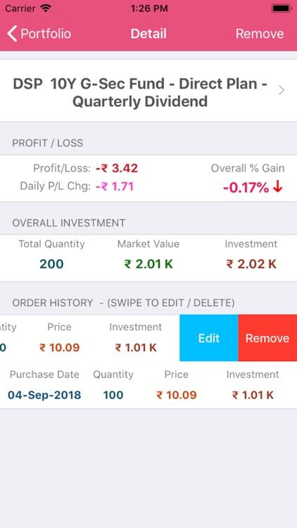 Moneysage screenshot-5