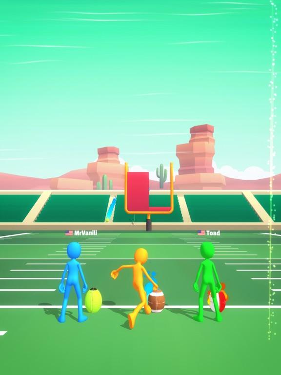 iPad Image of Five Kicks!