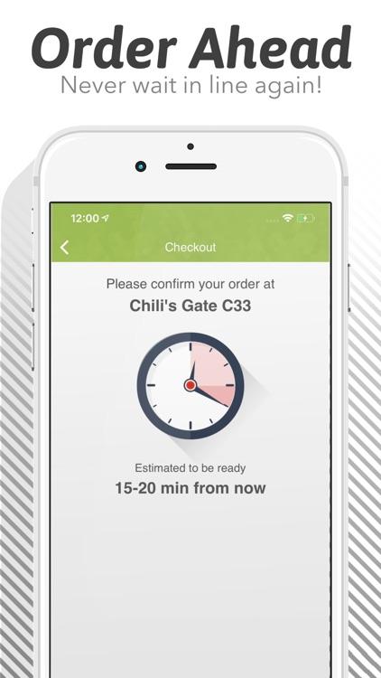 Grab: Order Airport Food screenshot-3