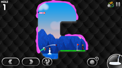 Super Stickman Golf 3 på PC