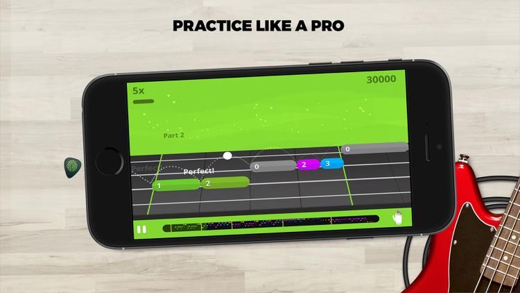 Yousician Guitar, Piano & Bass screenshot-5