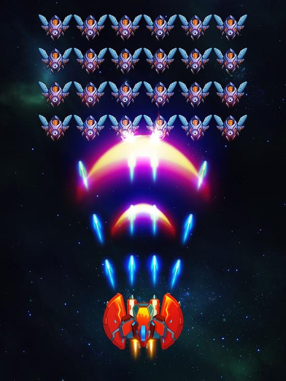Galaxy Invaders: Alien Shooterのおすすめ画像1