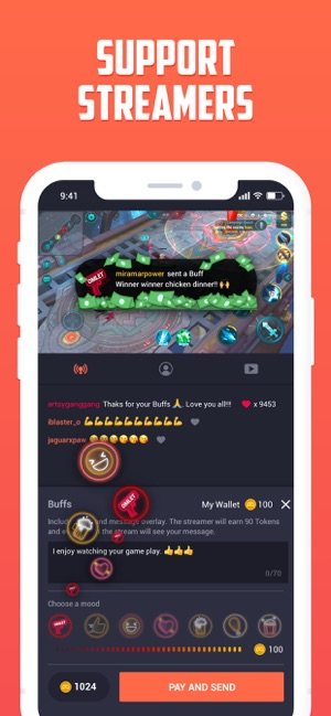 Omlet Arcade: Livestream Games on the App Store