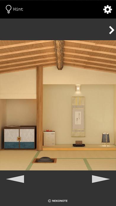 脱出ゲーム 雪の茶室のおすすめ画像1