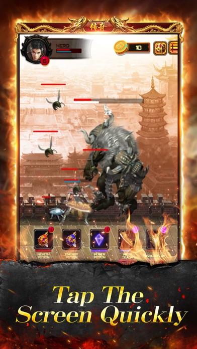 Destroy Monsters-Click Game screenshot 1