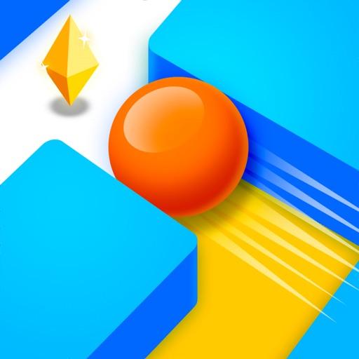 Rush Ball-Dash To Paint Ground iOS App