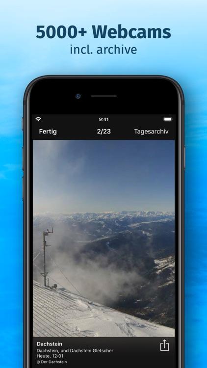bergfex/Weather screenshot-8