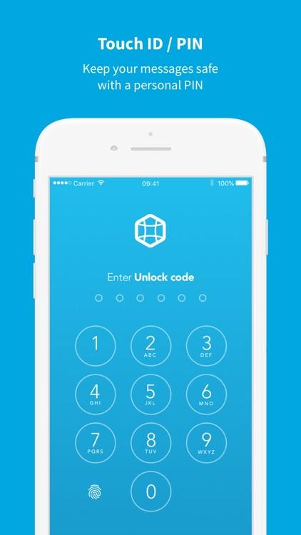 Tungsten - Secure Messenger screenshot-5