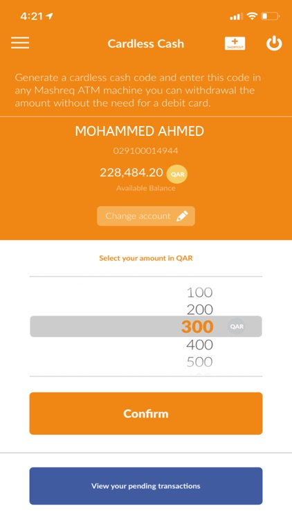 Mashreq Qatar screenshot-3