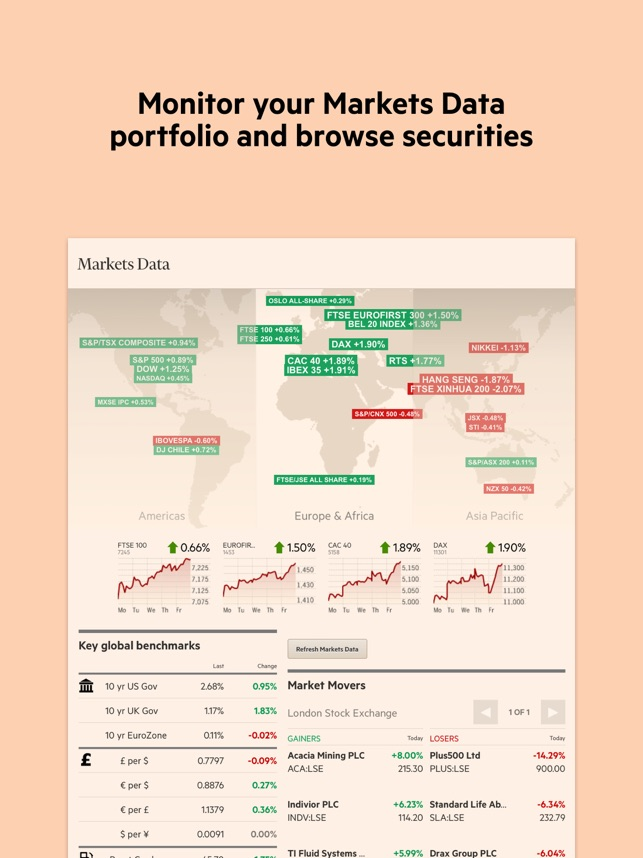 Financial Times on the App Store