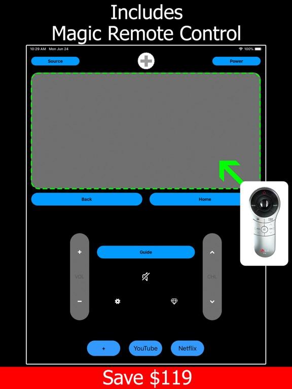 Remote TV for LG Smart screenshot 7