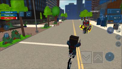 Police Block City screenshot four
