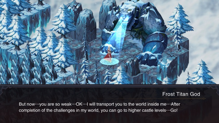 Castle Legend3: City of Eterni screenshot-3