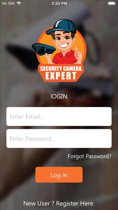 SecurityCameraExpert app image