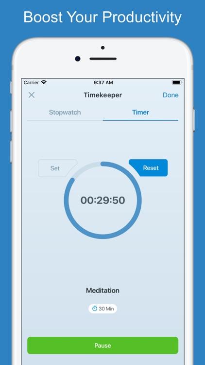 Goal Setting Tracker Planner screenshot-7