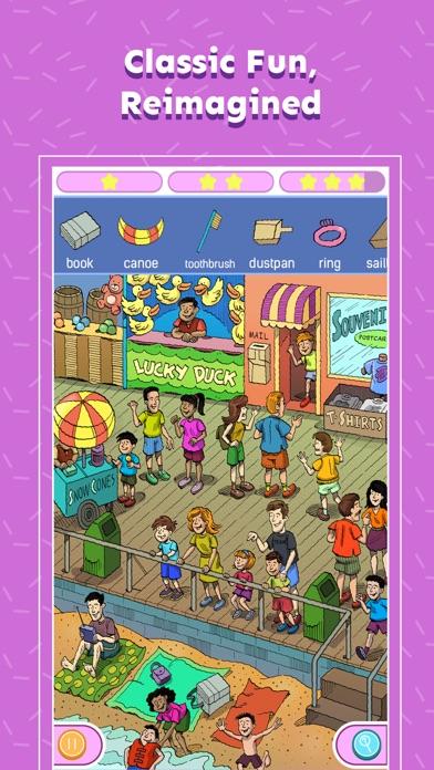 Hidden Pictures Puzzles app image