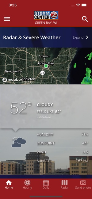 WBAY WEATHER - StormCenter 2 on the App Store