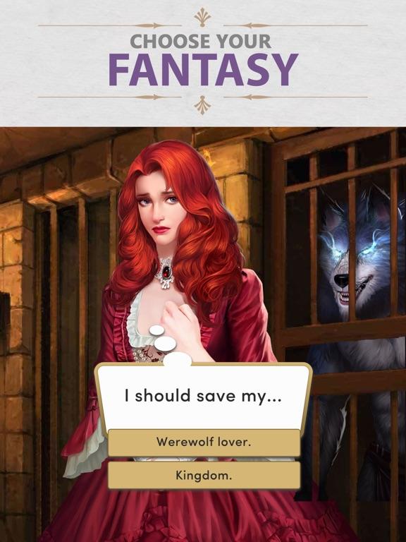 Chapters: Interactive Stories для iPad