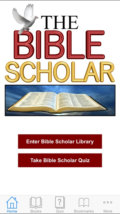 Bible Scholar Interactive screenshot-0