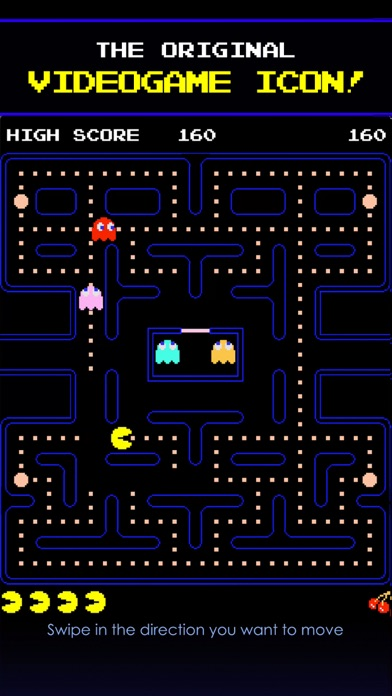 PAC-MAN screenshot one