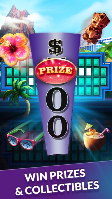 Screenshot for Wheel of Fortune: Free Play in United States App Store