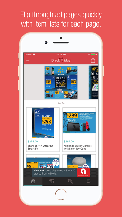 Black Friday 2019 Ads Shopping review screenshots