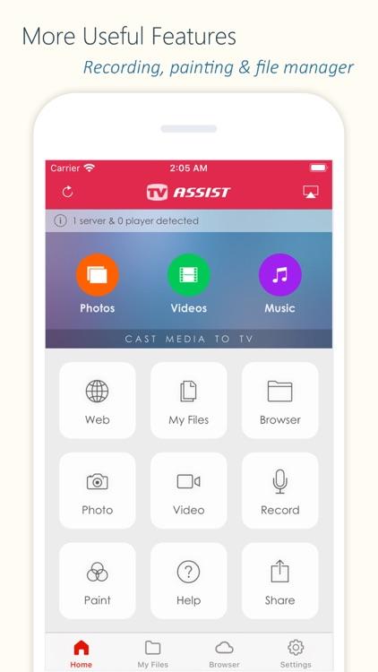TV Assist screenshot-4