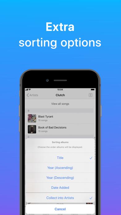Cs Music Player Screenshots