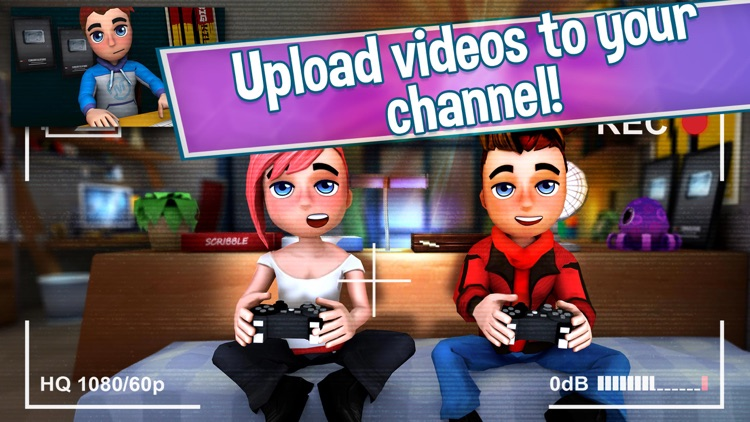 Youtubers Life: Gaming Channel screenshot-3