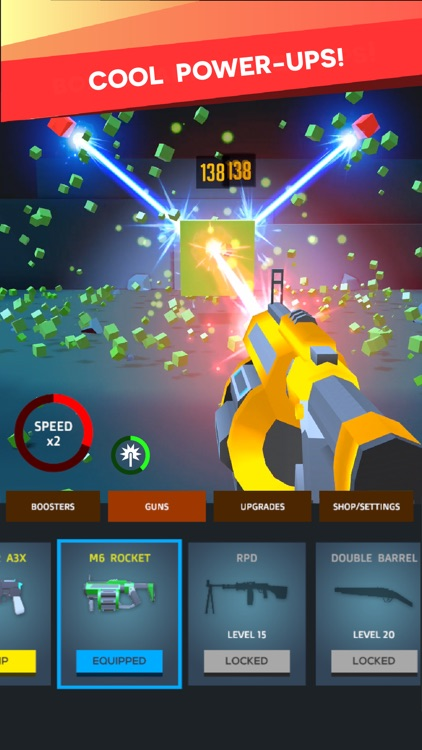 Gun Breaker - 3D Shooting Game screenshot-3