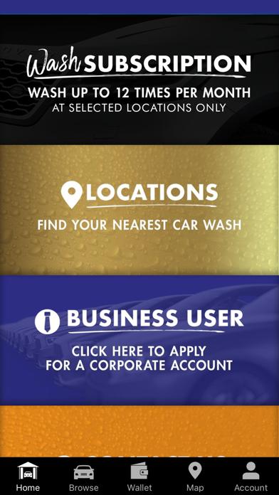IMO Car Wash UK screenshot one