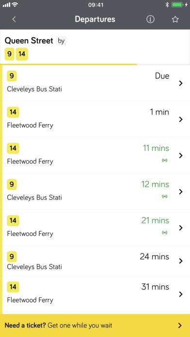 BPL Transport screenshot three