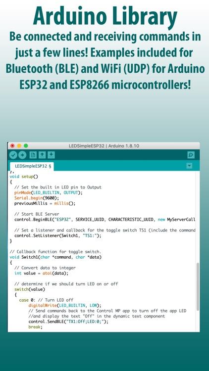 Control MP screenshot-5