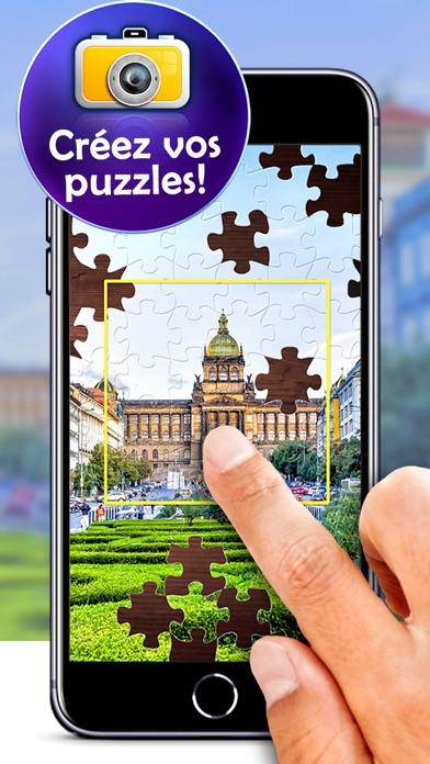Télécharger Puzzles Magiques pour Pc