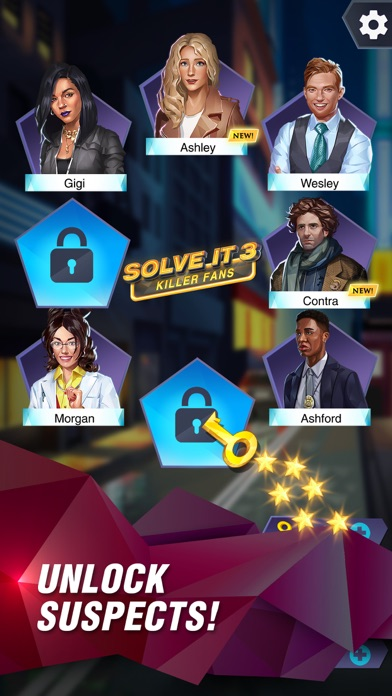 Solve It 3: Killer Fans free Coins hack