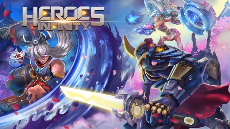 Heroes Infinity - Blade & Soul screenshot-5
